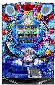 CRドラム海物語 筐体