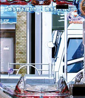 CRモンキーターン4 トラック通過予告