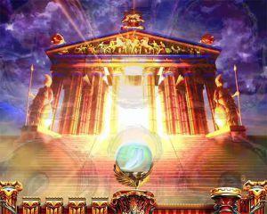 CRミリオンゴッドディセント 神殿ステージ