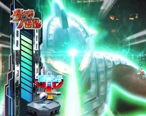 CRぱちんこウルトラセブン2 カウントダウンモード エネルギーチャージリーチ