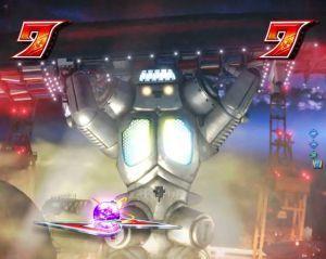CRぱちんこウルトラセブン2 最終決戦キングジョーリーチ