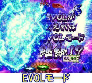 CRフィーバーアクエリオンW 確変 EVOLモード